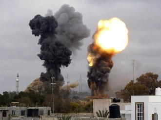 Bez promene na frontovima u Libiji