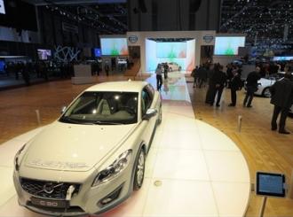Volvov je štand proglašen najboljim u Ženevi