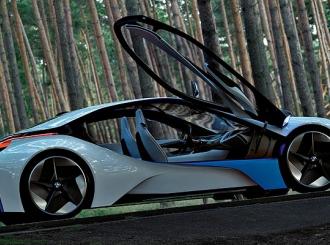 BMW predstavio svoje električne koncepte i3 i i8