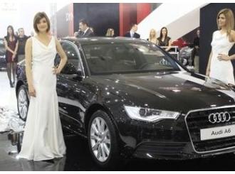 Sajam 2011: Novi Audi A6