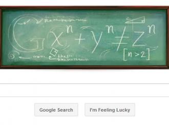 """""""Gugl"""" povodom 410 godina od rođenja Pjera de Ferma"""