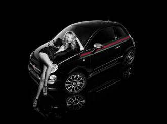Fiat 500 by Gucci na nedelji mode