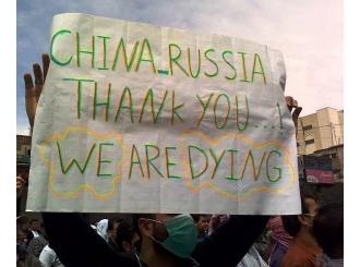 Moskva i Peking principijelno protiv mešanja u Siriji