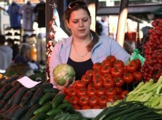 Teški metali i opasne materije u voću i povrću na pijacama