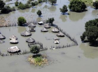 Namibija: Poplave i vanredno stanje
