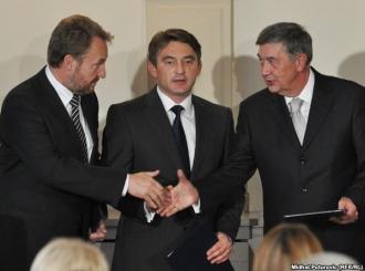 Predsjedništvo BiH prihvatilo kosovske carinske pečate