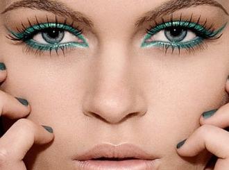 Kombinujte boje prilikom šminkanja