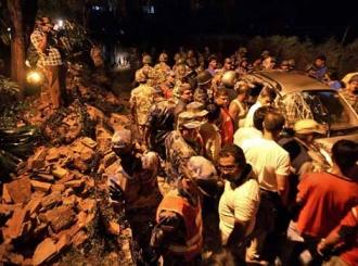 U zemljotresu u Indiji poginulo najmanje 50 ljudi