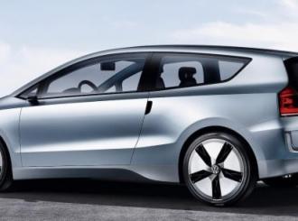 Sa sajma u Frankfurtu: Volkswagen-ov up!
