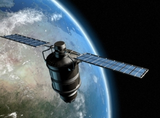 Satelit pada u Indijski okean