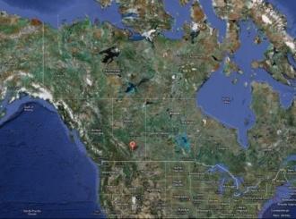 Američki satelit pao u Kanadu