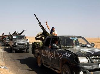 Pobunjenici ušli u Sirt