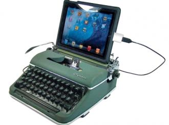 Pisaće mašine sa monitorom