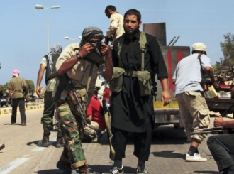 Nacionalni prelazni savet preuzeo kontrolu nad Sirtom