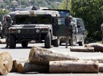 Šestoro Srba teže povređeno u sukobu sa Kforom na Jarinju