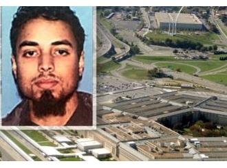 Uhapšen zbog planiranog napada na Pentagon i Kongres