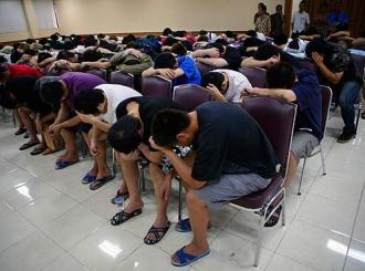 Tajvan i Kina uhapsili 800 ljudi zbog telefonskih prevara