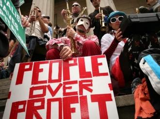 Protesti i u Bostonu, Čikagu i San Francisku