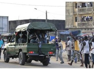 Žestoke borbe u Abidžanu, tv stanica prekinula emitovanje