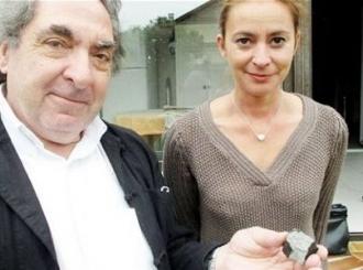 Meteorit star 4,5 milijarde godina pao na kuću