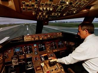 Pilot spavao za komandama