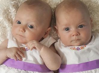 Mame blizanaca žive duže