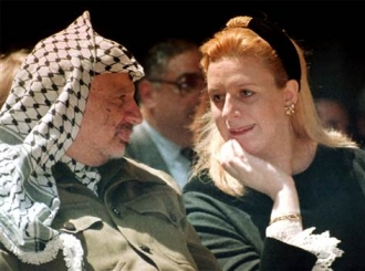 Nalog za hapšenje Arafatove žene