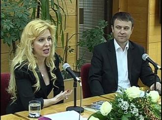 Ivana Mihić promovisala svoja dva romana