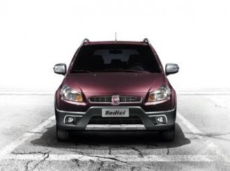 Fiat unapređuje model Sedici za 2012