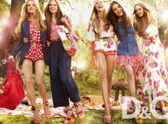 D&G reklamna kampanja za sezonu proleće-leto 2011. godine