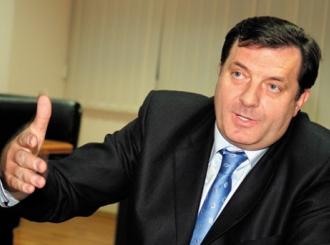 Dodik se žalio na Incka Savetu bezbednosti