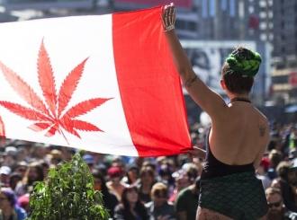 Kanada legalizovala rekreativnu marihuanu