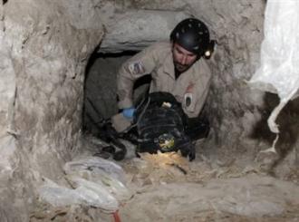 Otkriven veliki tunel za šverc droge između SAD i Meksika