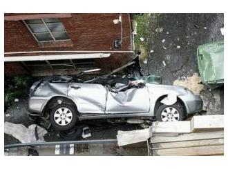 Žena preživjela pad u autu sa šestog sprata parkinga
