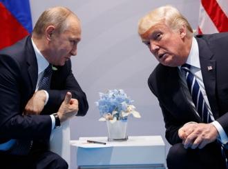 AP: Groznica samita, Trampov veliki trenutak sa Putinom
