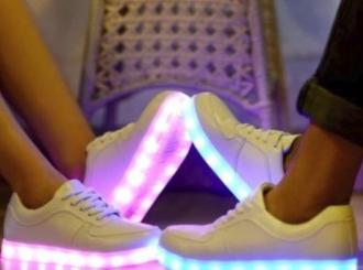 Roditelji, oprez: Svjetleće patike opasne po zdravlje vaše djece