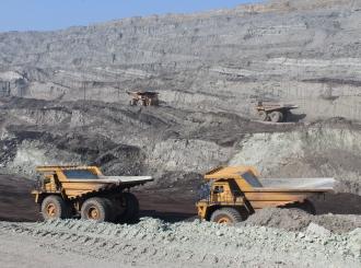 Ugljevik: Na rudarskom kopu istražuju fosilne ostatke