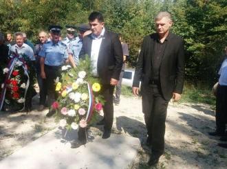 """U Priboju parastos za pripadnike specijalne jedinice """"Panteri"""""""