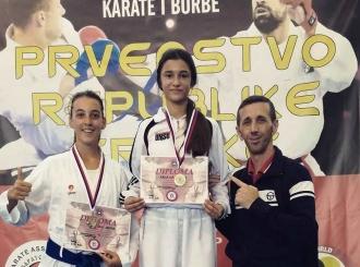 KK UNSU: Sara Kalajdžić nova kadetska prvakinja Srpske