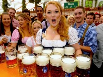 Počinje 185. Oktoberfest, parada piva i flerta