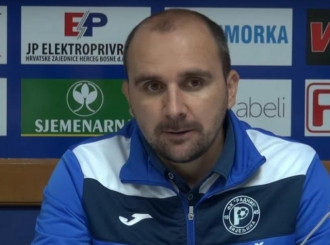 Žižović: Poklonili smo gol Zrinjskom