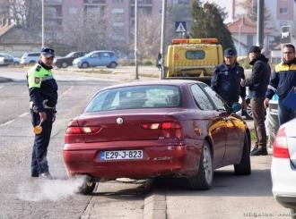 Od danas pojačane kontrole saobraćaja