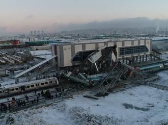 Željeznička nesreća u Turskoj: Broj poginulih porastao na sedam