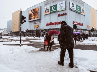 FOTO: Zimska šetnja kroz grad