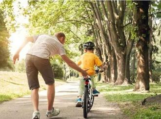 Nesvakidašnja kampanja: Bicikli za djecu čiji su roditelji prestali pušiti