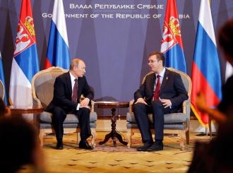 Putin danas u posjeti Beogradu