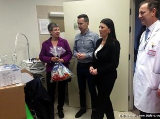 Donacija za dječije odjeljenje bijeljinske bolnice