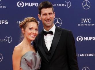 """Novak Đoković oduvao konkurenciju i četvrti put dobio nagradu """"Laureus""""!"""