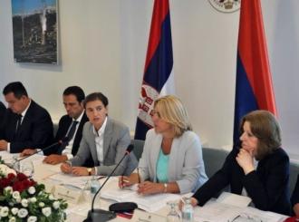 Autoput do Semberije u prvom planu zajedničke sjednice vlada Srpske i Srbije