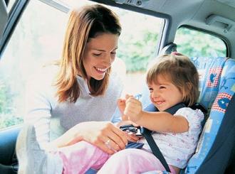 Sedišta za sigurnu vožnju mališana